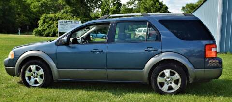 2005 Ford Freestyle for sale at PINNACLE ROAD AUTOMOTIVE LLC in Moraine OH
