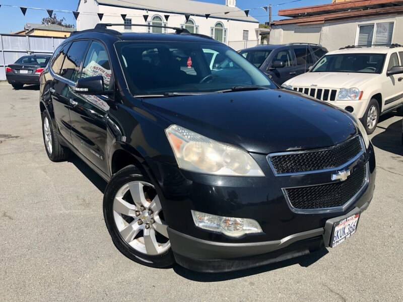 2009 Chevrolet Traverse for sale at TMT Motors in San Diego CA