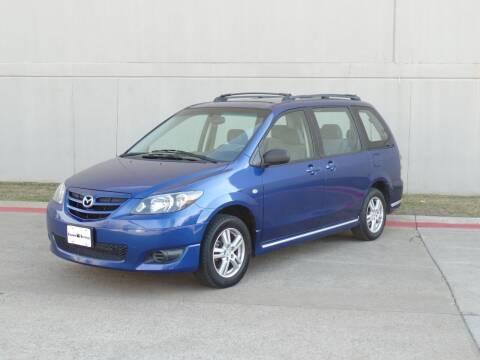 2005 Mazda MPV for sale at CROWN AUTOPLEX in Arlington TX
