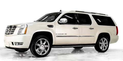 2009 Cadillac Escalade for sale at Houston Auto Credit in Houston TX