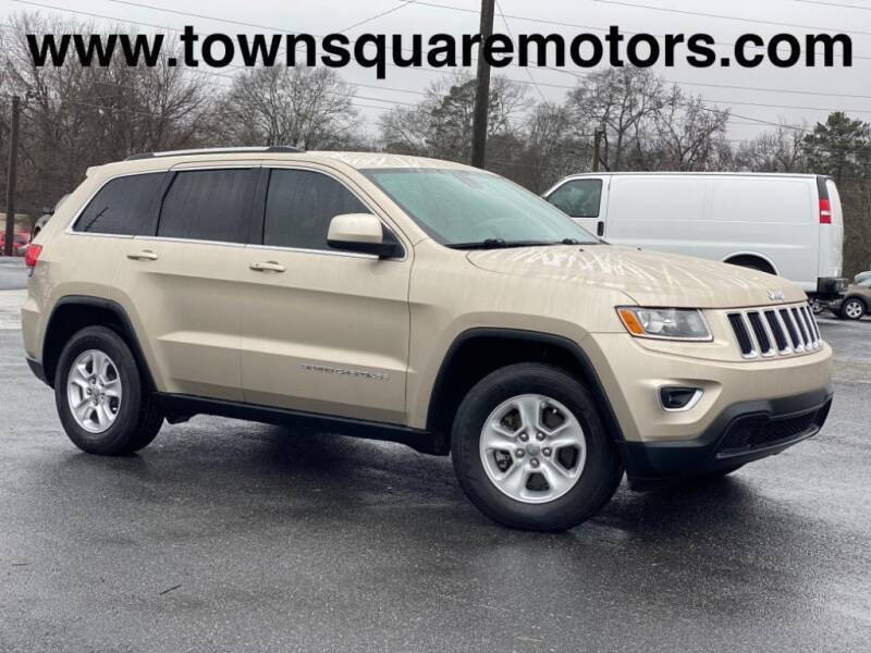 2014 Jeep Grand Cherokee for sale at Town Square Motors in Lawrenceville GA