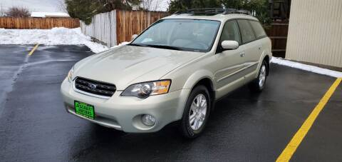 2005 Subaru Outback for sale at Discount Motor Sales LLC in Wenatchee WA
