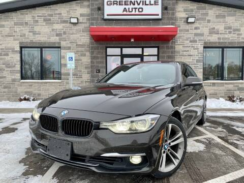 2016 BMW 3 Series for sale at GREENVILLE AUTO in Greenville WI