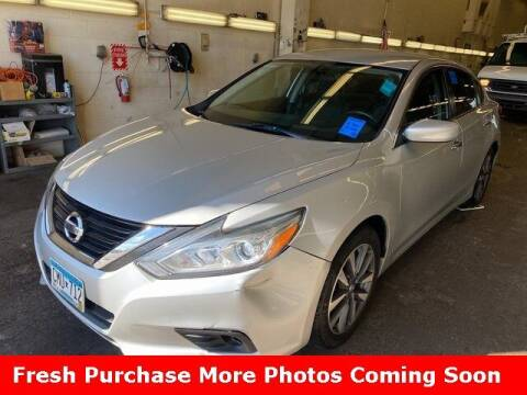 2017 Nissan Altima for sale at Nyhus Family Sales in Perham MN