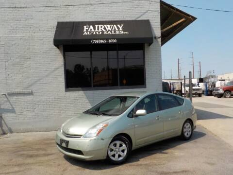 2007 Toyota Prius for sale at FAIRWAY AUTO SALES, INC. in Melrose Park IL