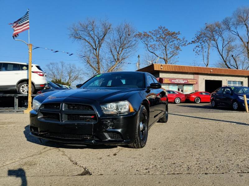 2014 Dodge Charger for sale at Lamarina Auto Sales in Dearborn Heights MI