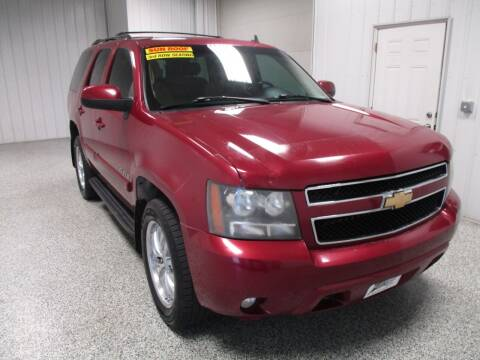 2007 Chevrolet Tahoe for sale at LaFleur Auto Sales in North Sioux City SD