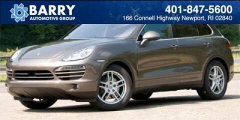 2012 Porsche Cayenne for sale at BARRYS Auto Group Inc in Newport RI