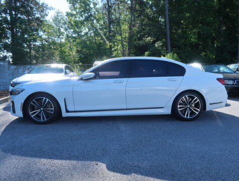 2020 BMW 7 Series for sale at Southern Auto Solutions - BMW of South Atlanta in Marietta GA