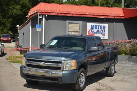 2008 Chevrolet Silverado 1500 for sale at Motor Car Concepts II - Apopka Location in Apopka FL