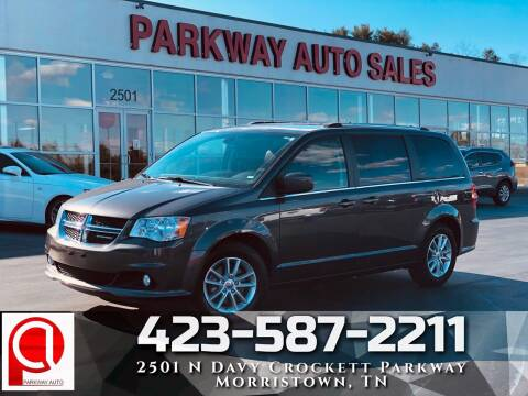2019 Dodge Grand Caravan for sale at Parkway Auto Sales, Inc. in Morristown TN