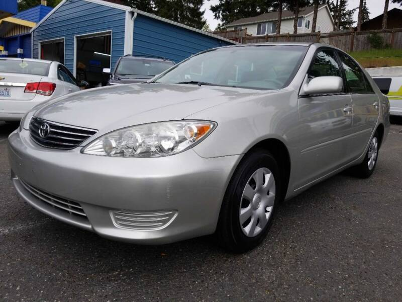 2006 Toyota Camry for sale at Shoreline Family Auto Care And Sales in Shoreline WA