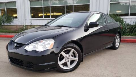 2004 Acura RSX for sale at Houston Auto Preowned in Houston TX