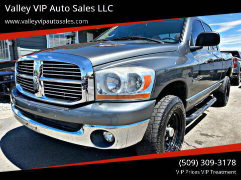 2006 Dodge Ram Pickup 1500 for sale at Valley VIP Auto Sales LLC in Spokane Valley WA