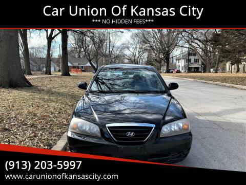 2006 Hyundai Elantra for sale at Car Union Of Kansas City in Kansas City MO