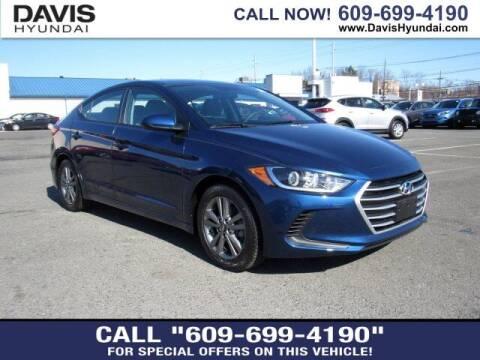 2018 Hyundai Elantra for sale at Davis Hyundai in Ewing NJ