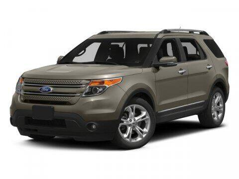 2015 Ford Explorer for sale at Stephen Wade Pre-Owned Supercenter in Saint George UT