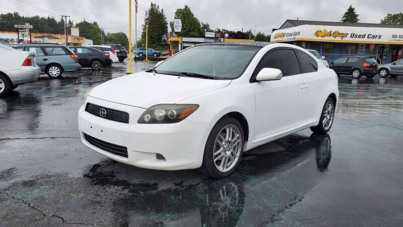 2008 Scion tC for sale at Good Guys Used Cars Llc in East Olympia WA
