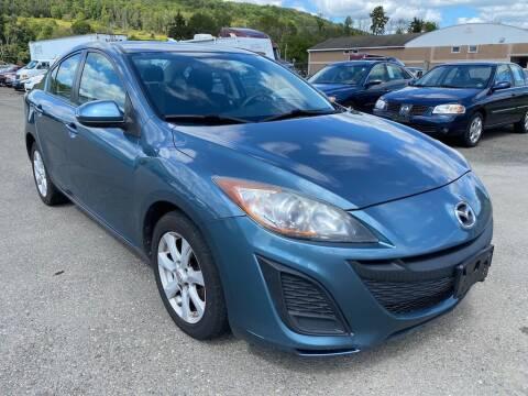 2010 Mazda MAZDA3 for sale at DETAILZ USED CARS in Endicott NY