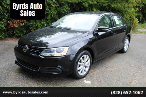 2013 Volkswagen Jetta for sale at Byrds Auto Sales in Marion NC