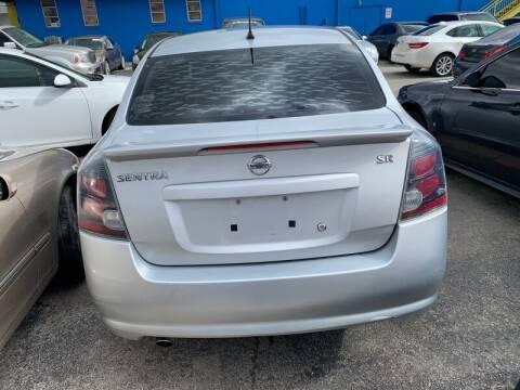 2012 Nissan Sentra for sale at JacksonvilleMotorMall.com in Jacksonville FL
