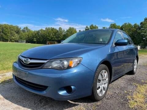 2010 Subaru Impreza for sale at GOOD USED CARS INC in Ravenna OH