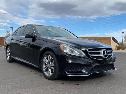 2014 Mercedes-Benz E-Class for sale at Autodealz in Tempe AZ