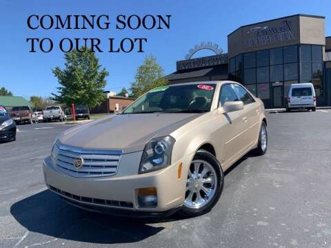 2006 Cadillac CTS for sale at FASTRAX AUTO GROUP in Lawrenceburg KY