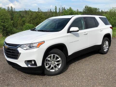 2021 Chevrolet Traverse for sale at STATELINE CHEVROLET BUICK GMC in Iron River MI
