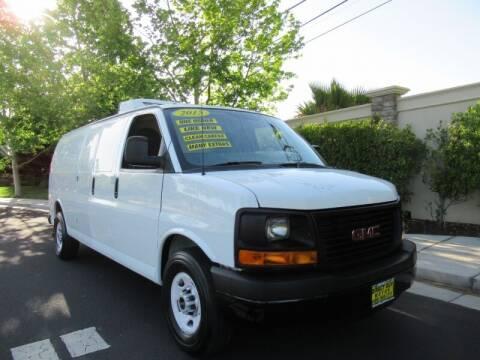 2015 GMC Savana Cargo for sale at Direct Buy Motor in San Jose CA