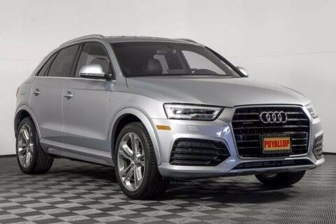 2018 Audi Q3 for sale at Washington Auto Credit in Puyallup WA