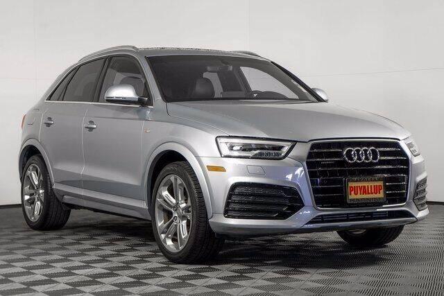 2018 Audi Q3 for sale at Washington Auto Credit in Puyallup WA