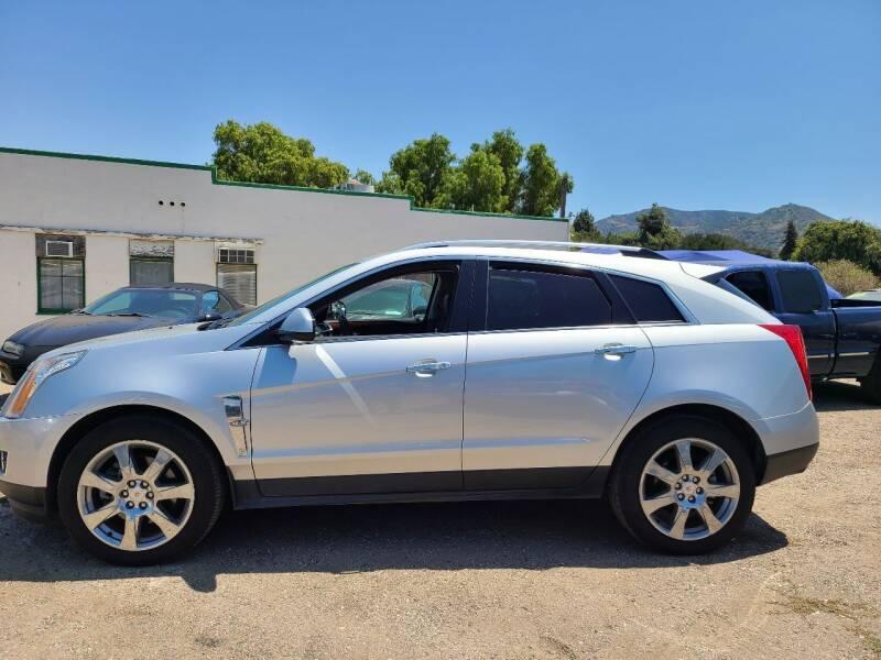 2012 Cadillac SRX for sale at Coast Auto Sales in Buellton CA