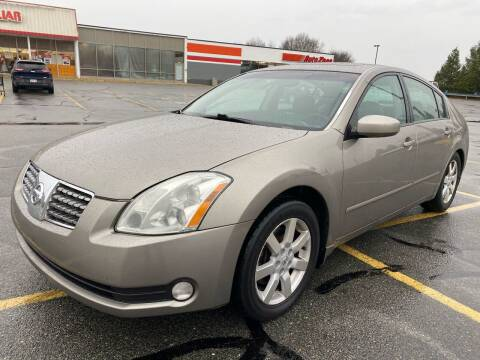 2006 Nissan Maxima for sale at Kostyas Auto Sales Inc in Swansea MA