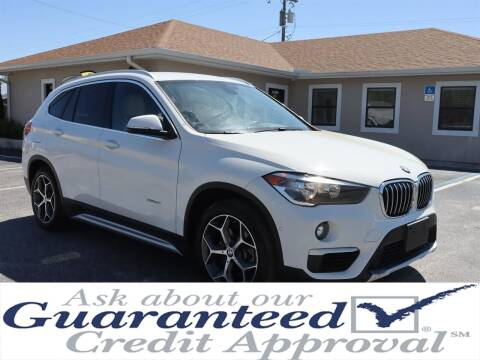 2016 BMW X1 for sale at Universal Auto Sales in Plant City FL