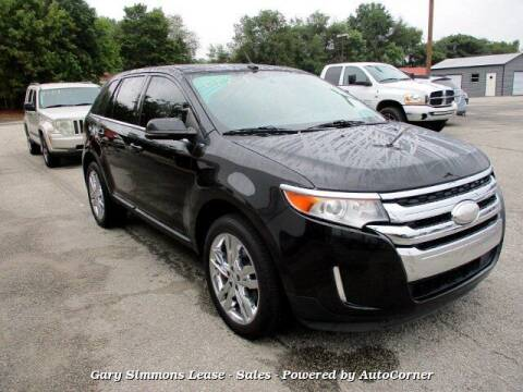 2013 Ford Edge for sale at Gary Simmons Lease - Sales in Mckenzie TN
