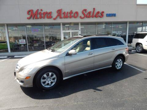 2007 Mercedes-Benz R-Class for sale at Mira Auto Sales in Dayton OH