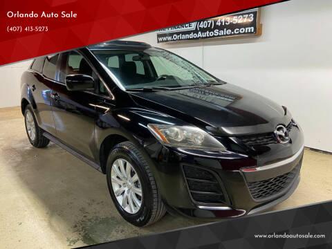 2010 Mazda CX-7 for sale at Orlando Auto Sale in Orlando FL