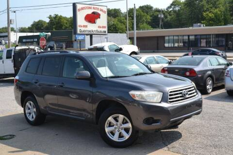 2009 Toyota Highlander for sale at GLADSTONE AUTO SALES    GUARANTEED CREDIT APPROVAL in Gladstone MO
