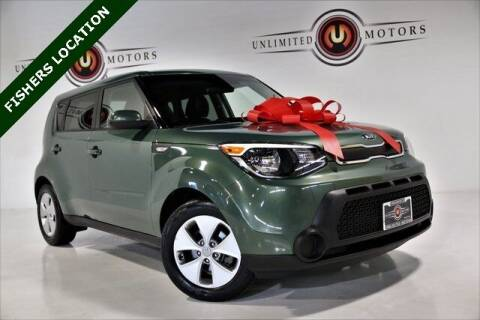 2014 Kia Soul for sale at Unlimited Motors in Fishers IN