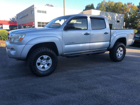 2006 Toyota Tacoma for sale at European Performance in Raleigh NC