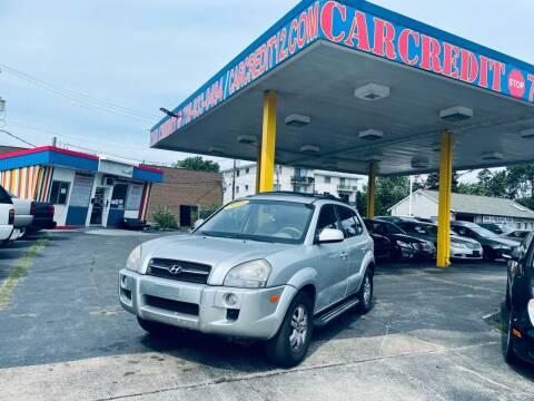 2008 Hyundai Tucson for sale at Car Credit Stop 12 in Calumet City IL