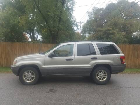 2003 Jeep Grand Cherokee for sale at REM Motors in Columbus OH