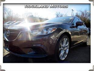 2017 Mazda MAZDA6 for sale at Rockland Automall - Rockland Motors in West Nyack NY