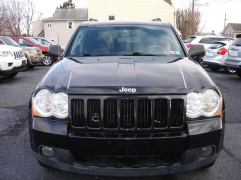 2009 Jeep Grand Cherokee for sale at Pete's Bridge Street Motors in New Cumberland PA
