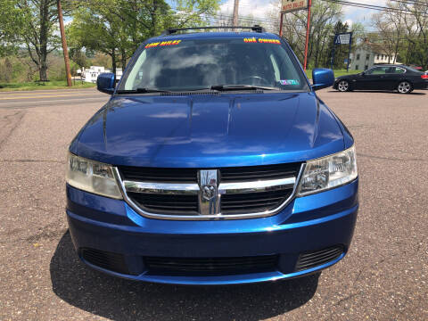 2009 Dodge Journey for sale at Barry's Auto Sales in Pottstown PA