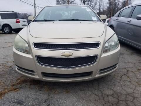 2009 Chevrolet Malibu for sale at DREWS AUTO SALES INTERNATIONAL BROKERAGE in Atlanta GA