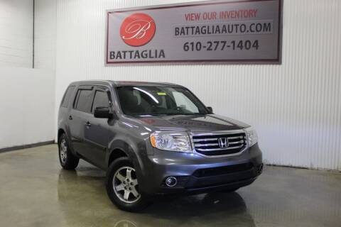 2015 Honda Pilot for sale at Battaglia Auto Sales in Plymouth Meeting PA