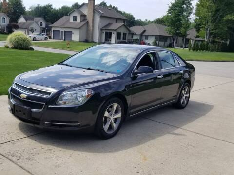 2012 Chevrolet Malibu for sale at Country Auto Sales in Boardman OH