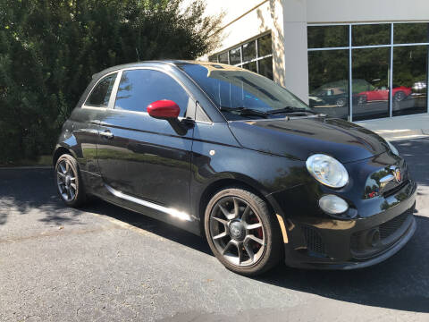 2013 FIAT 500 for sale at European Performance in Raleigh NC